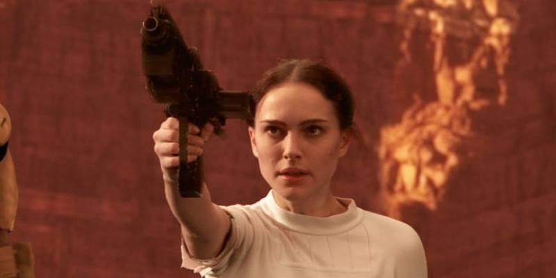 Gwiezdne wojny 9: Natalie Portman zaprzecza powrotowi jako Padmé