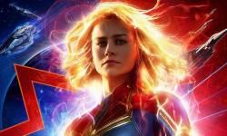 Kaptain Marvel plakaty postaci - zobacz jak wyglądaj głowni bohaterzy nadchodzącej premiery