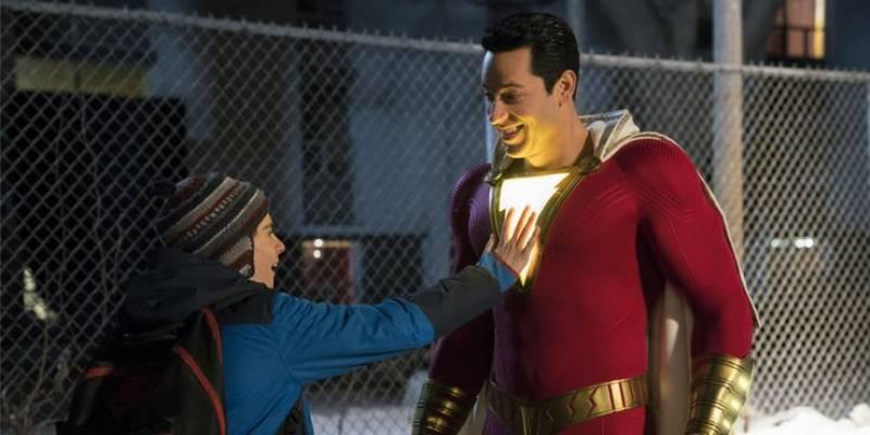 Shazam! 2019 Wczesne recenzje: Spektakularny triumf superbohatera