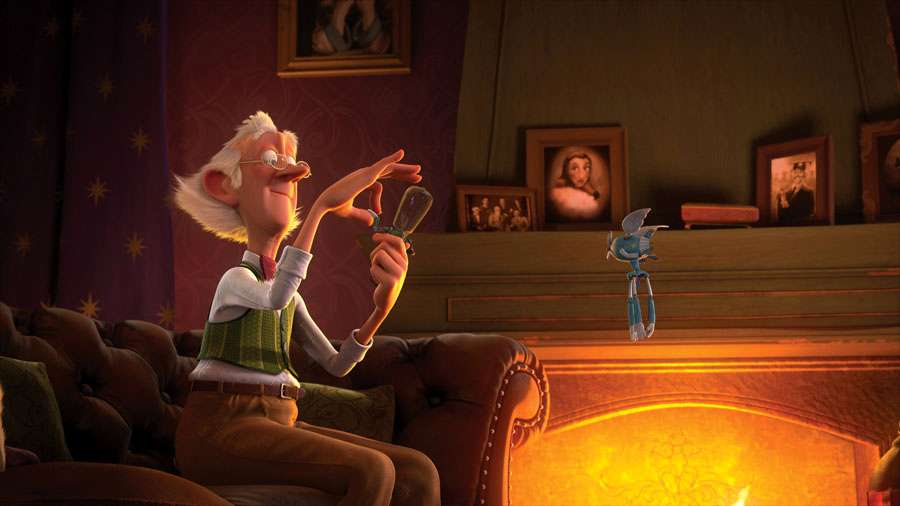 Piorun I Magiczny Dom The House Of Magic 2013 Cały Film Online W Internecie Wyszukiwarka Vod