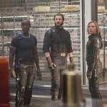Scarlett Johansson, Chris Evans, Don Cheadle