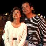 Bill Murray, Fran Brill