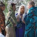 Angela Bassett, Lupita Nyong'o, Letitia Wright, Martin Freeman
