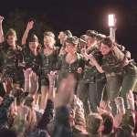 Hana Mae Lee, Shelley Regner, Anna Kendrick, Anna Camp, Ester Dean, Kelley Jakle, Hailee Steinfeld, Brittany Snow, Rebel Wilson