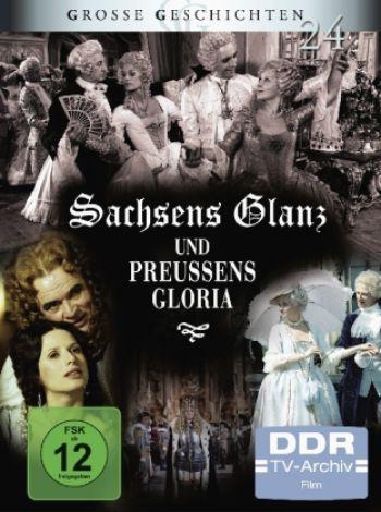 Blask Saksonii i chwała Prus: Hrabina Cosel