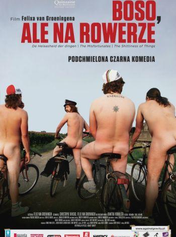 Boso, ale na rowerze