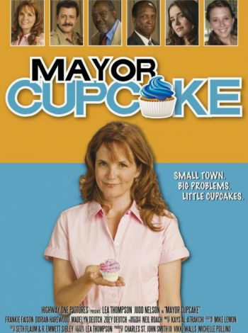 Burmistrz Mary