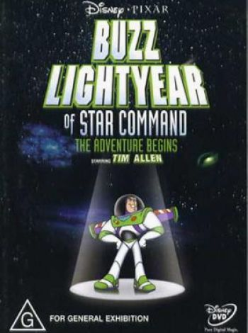 Buzz Lightyear of Star Command: The Adventure Begins