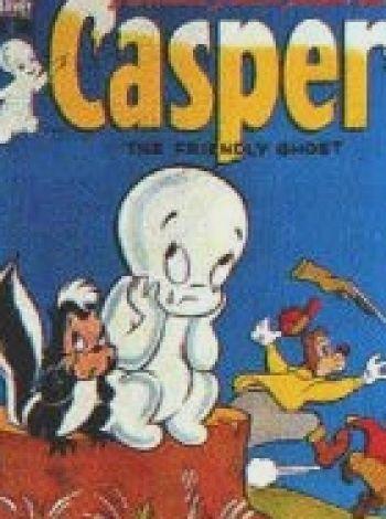 Casper Przyjazny Duszek