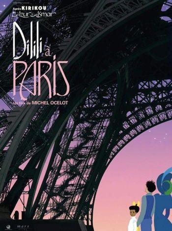 Dilili w Paryżu