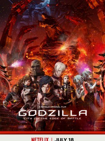 Godzilla: Miasto na krawędzi bitwy