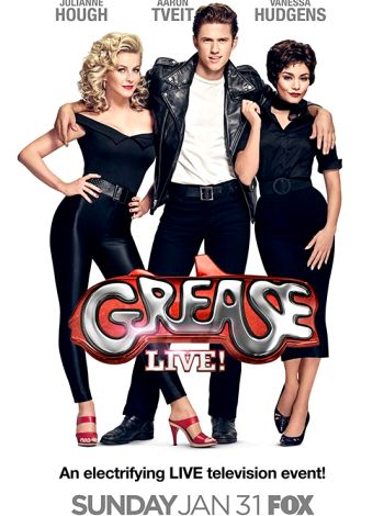 Grease: Na żywo