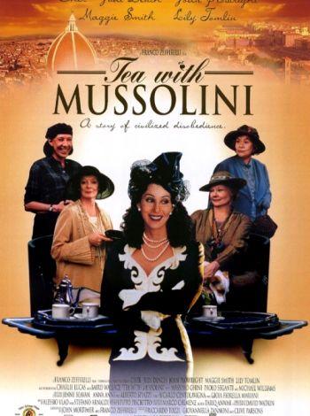 Herbatka z Mussolinim