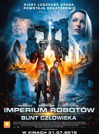 Imperium robotów. Bunt człowieka