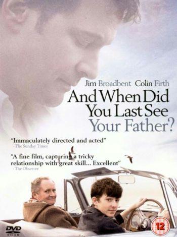 Kiedy po raz ostatni widziałeś ojca?
