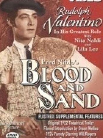 Krew na piasku