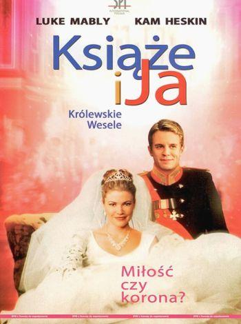 Książę I Ja Królewskie Wesele The Prince Me 2 The Royal