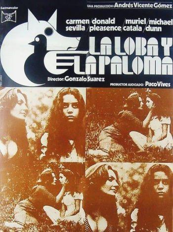 La Loba y la Paloma