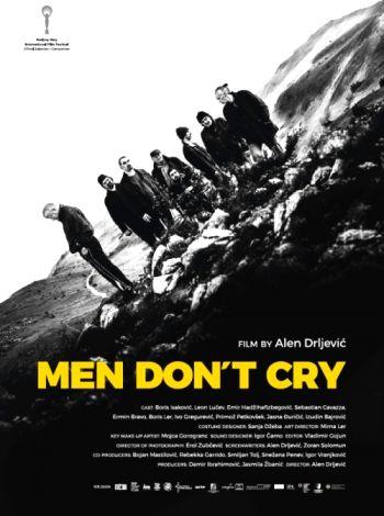 Mężczyźni nie płaczą
