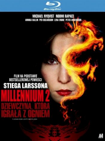 Millennium: Dziewczyna, która igrała z ogniem