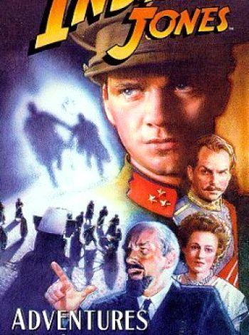 Młody Indiana Jones - Przygody tajnego agenta