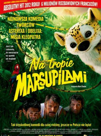 Na tropie Marsupilami