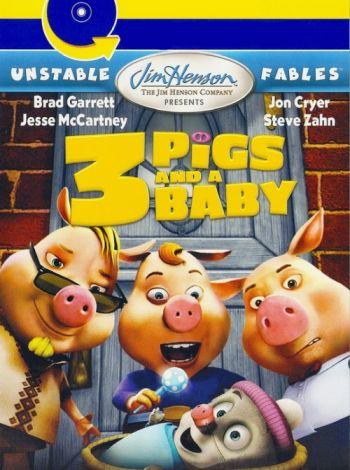 Opowieści dziwnej treści: 3 świnki