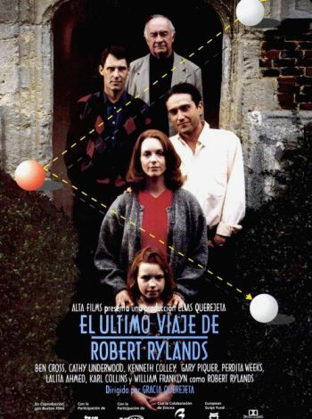 Ostatnia podróż Roberta Rylandsa