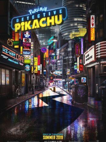 Pokemon's Detective Pikachu