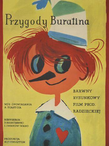 Przygody Buratina