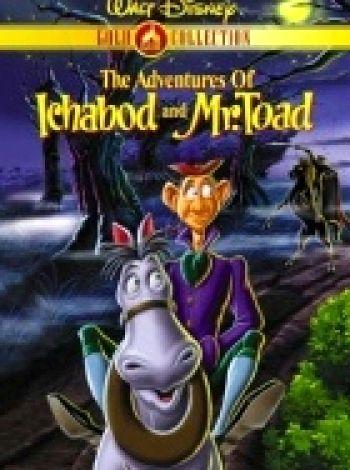 Przygody Ichaboda i Pana Ropucha