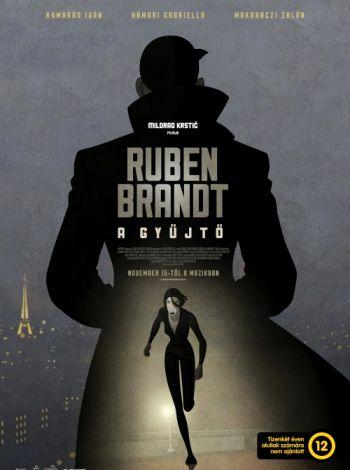 Ruben Brandt, kolekcjoner