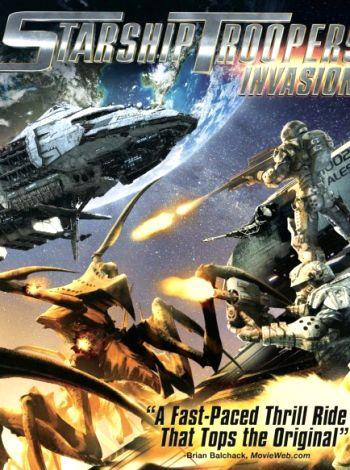 Starship Troopers: Inwazja