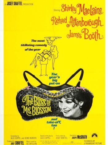 Szczęście pani Blossom