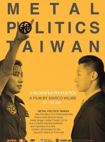 Tajwan: Heavy Metal i Polityka