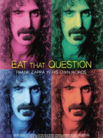 Udław się tym pytaniem. Frank Zappa własnymi słowami
