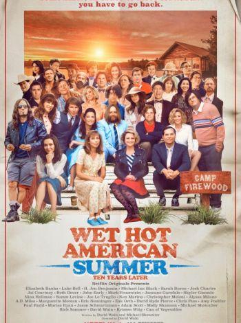 Wet Hot American Summer: 10 lat później
