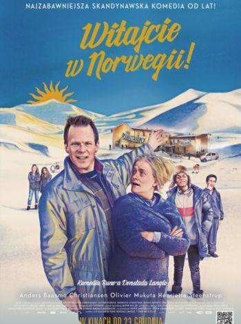 Witajcie w Norwegii 2016 Lektor PL  .1080p