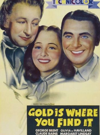 Złoto jest tam, gdzie go szukasz